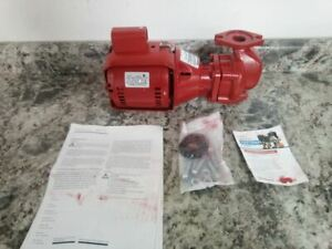 Armstrong Pumps 174031mf 013 1 12 Hp 1800 Rpm 115vac Hot Water Circulating Pump