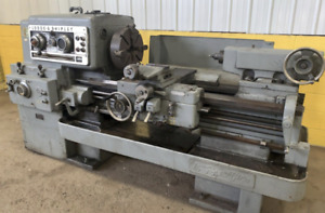 20 5 X 30 Lodge Shipley Powerturn Engine Lathe Ybm 13121