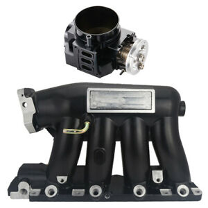 For 06 11 Civic Si K20z3 04 08 Acura Rsx Base Intake Manifold With Throttle Body