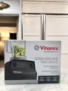 Vitamix Commercial New 64 oz Drink Machine Two speed 62828