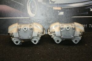 Porsche 911s Early 930 72 76 Rebuilt Bullnose Front Caliper Pair 447