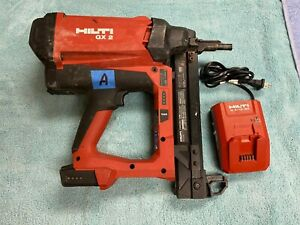 lota Hilti Gx2 Battery Gas Actuated Fastening Tool W 1 Battery And Charger
