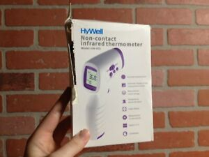 Hywell Laser Temperature Gun Non contact Infrared Ir Thermometer Adult Baby