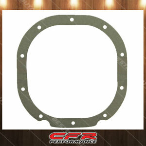 Fiber Rear End Differential Cover Gasket Fit Ford Truck 8 8 R g 10 Bolts Gray