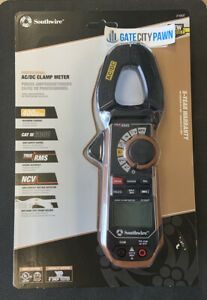 Southwire Professional True Rms Ac dc Clamp Meter Cat Iii 600 V Volt 21550t New