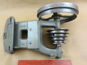 Excellent South Bend 9 Lathe Countershaft Assy With 4 Step V Belt Pulley