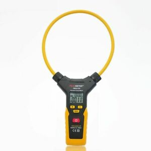 Digital Clamp Meter Non contact Tester For Ac Dc Voltage Current Ammeter 3000v