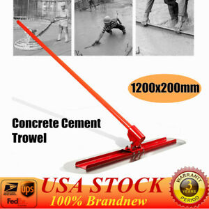 Concrete Cement Mortar Trowel Wall Smoothing Polishing Concrete Kit Trowel Usa
