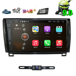 Fit Toyota Tundra 2007 2008 2009 2010 2011 2013 Car Gps Android Radio Stereo Cam