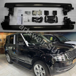 Deployable Electric Running Board Side Steps Fit For Range Rover 2018 2021