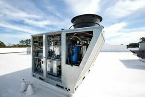 Hvac Dedicated Outdoor Air Unit 1000 Cfm Heated And Cooled For Optimal Comfort