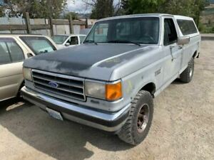 Audio Equipment Radio Am Fm Fits 90 91 Bronco 618081