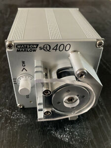 Watson Marlow Sciq 400 401u Dm2 Peristaltic Pump Working Unit Fast Shipping