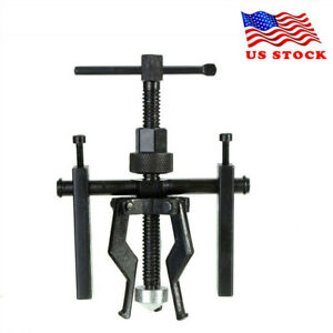 Pilot Gear Bearing Puller 3 Jaw Heavy Duty Car Installation Removing Tool Usa