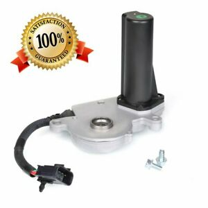4wd Transfer Case Motor Encoder 600 910 For Chevrolet Gmc Suv With Rpo Code Np8