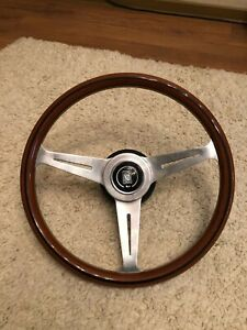 Steering Wheels Nardi Torino Classic 365mm With Protective Ring And Performer