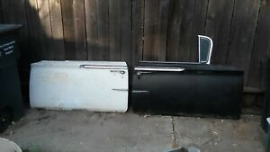 1960 Chevrolet Impala 2 Dr Coupe Doors With Trim
