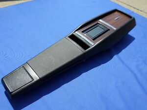 New 1968 Camaro Console W O Gauges Th300 Th350 Oer Gm Licensed Assembled