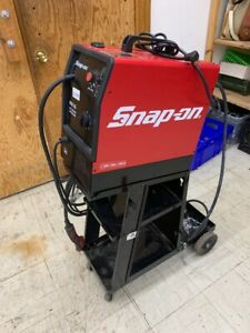 Snap on Mig 135 Gas gasless Wire Welder rn1019462