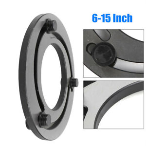 6 8 10 15 Adjust Jaw Boring Ring Chuck For Cnc Lathe Chuck Soft Top Jaws Bore
