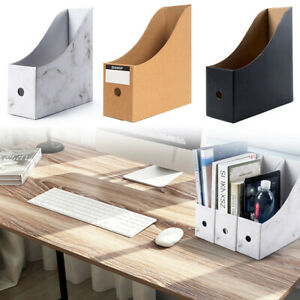 Boxes Paper Book Storage Organizer Cardboard Magazine File Collection