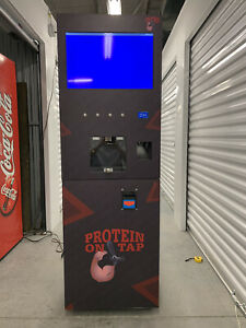 Protein Shake coffee Vending Machine