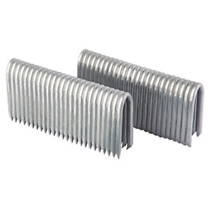 Fs9g2 9 gauge 2 Glue Collated Barbed Fencing Staples 1000 Count 1000 Staples