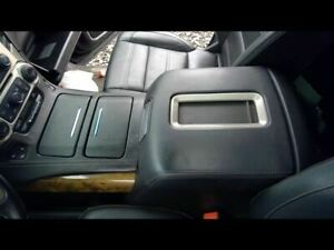 Console Front Floor Denali With Entertainment System Fits 15 Yukon 1823466