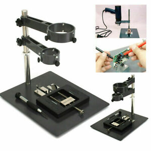 Hot Air Heat Gun Platform Station Iron Holder Soldering Repair Platform