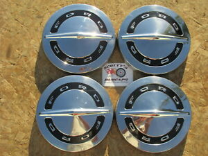 1964 1965 1966 Ford F100 Pickup Truck Galaxie Poverty Dog Dish Hubcaps 4