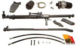 Power Steering Kit Fits Mf 65 With Perkins A4 203 Engine