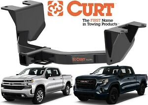 Curt 13393 Class 3 Trailer Hitch 2 Receiver For 2019 Silverado