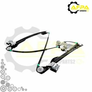 New Window Regulator W Motor Front Left Compatible With Ford Focus 741 874