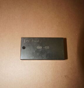 Rotunda D81t 4020 f55 Ford Pinion Depth Gauge Block