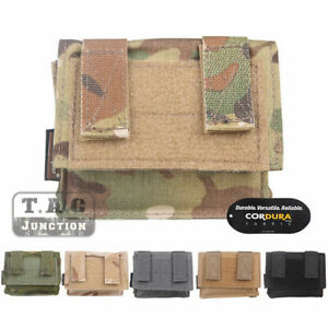 Emerson FAST Helmet Cover Removable Rear Pouch NVG Counterweight Battery Pouches $17.95