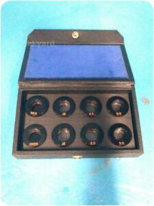 Vintage Microscope Slide Lenses 250504