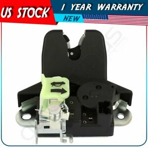 Rear Trunk Lid Lock Actuator For 2017 2020 Hyundai Elantra Tail Gate Latch