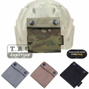 Emerson Helmet Counter Weight Bag NVG Battery Pouch Removable Balance Rear Pouch $13.95