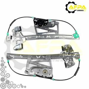 New Window Regulator W O Motor Front Left Right Fits Cadillac Deville 2000 2003