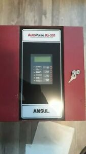 Ansul Autopulse Iq 301analog Addressable Releaseing And Fire Alarm System