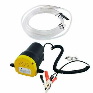 Oil Change Pump Extractor Oil diesel Fluid Suction Transfer Pump For Car Truck