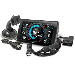 Edge Cts3 Insight 84130 3 Touch Screen Gauge For Silverado Sierra Duramax Diesel