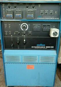 Miller Electric Syncrowave Programmer Sp 4 Syncrowave 300 s