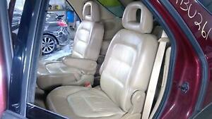 02 06 Buick Rendezvous 2nd Row Camel Seats Left Right Oem