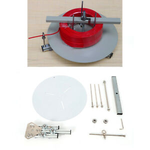 Cable Spool Reel Dispenser Stand Roller Portable Wire Cord Spool Tools Light New