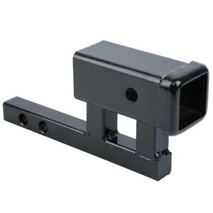 1 25 To 2 Trailer Hitch Receiver Rise drop Adapter Extender Extension Tow