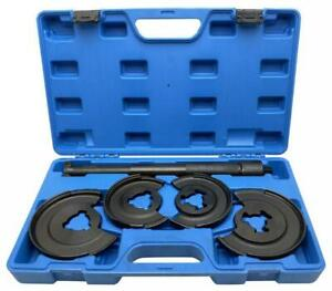Fit For Mercedes Benz Coil Spring Compressor Telescopic Repair Tool Kit Clamps