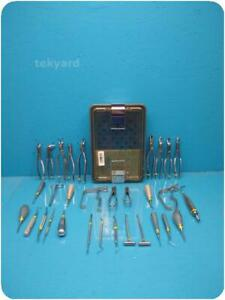 Stainless Steel Dental Extracting Extraction Forceps Set 250518