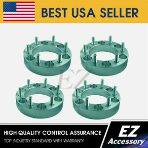 4 Wheel Adapters 6 Lug 5 5 To 6 Lug 135 1 5 Ford Wheels To Fit Chevy Toyota
