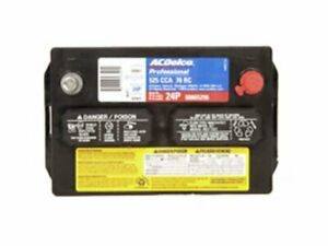 For 1964 1970 Chevrolet Chevelle Battery Ac Delco 38763nd 1967 1965 1966 1968